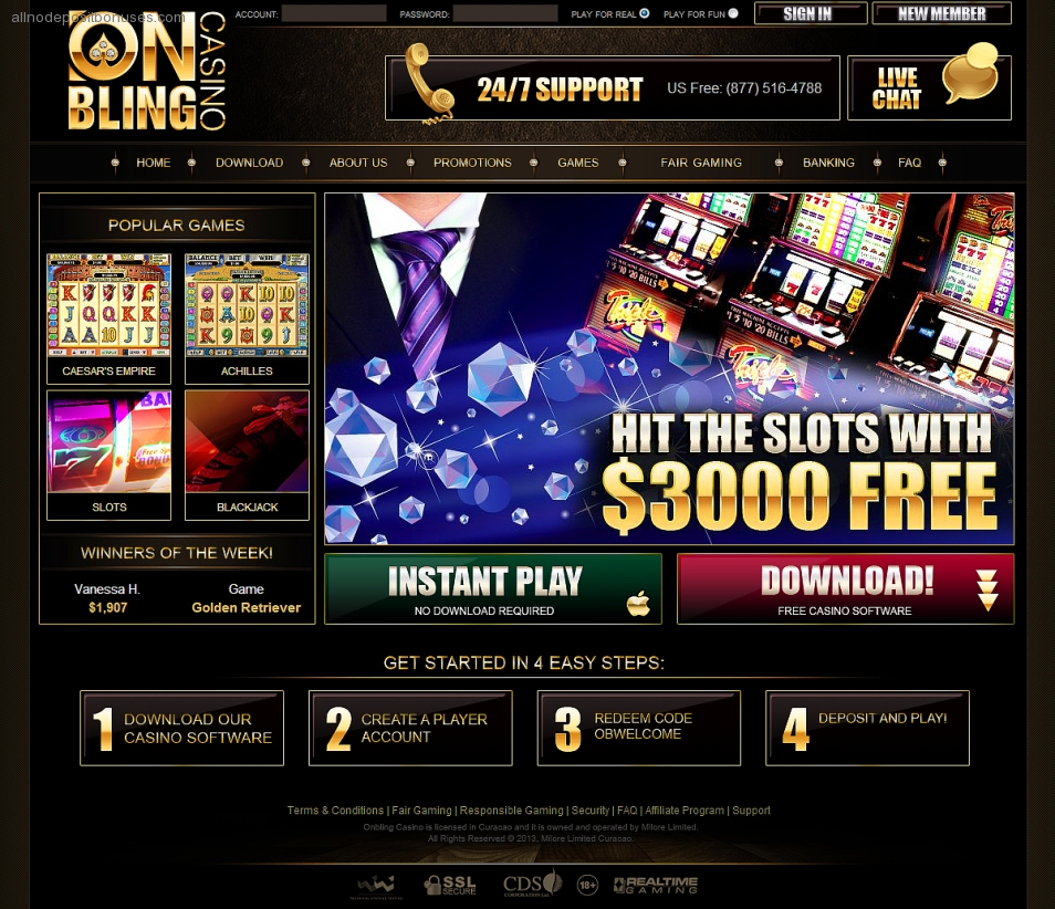 tradition casino no deposit bonus codes